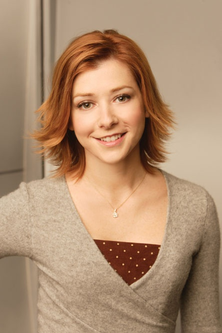 Alyson Hannigan (1974) (How I met your mother, American Pie, Buffy the vampire slayer,