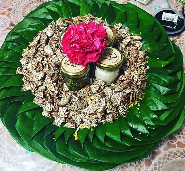 Indian Wedding Tray Decoration: 69 Best Paan Decoration Images On Pinterest