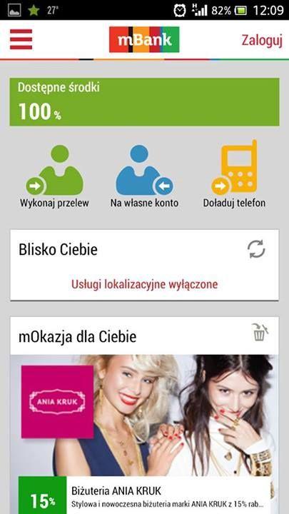 Aplikacja Mbanku, ja z niej korzytam i jest ok. #aplikacjamBanku https://www.facebook.com/photo.php?fbid=739349012776374&set=o.145945315936&type=1