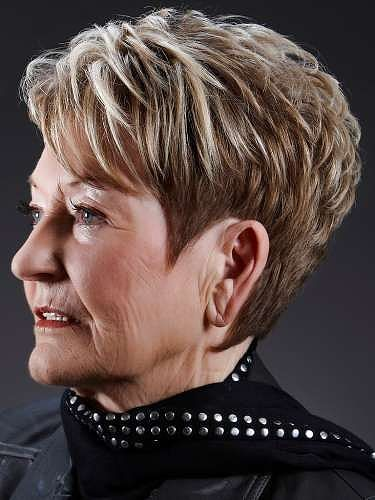 short hairstyles for women over 60 - Short Hairstyles 2016