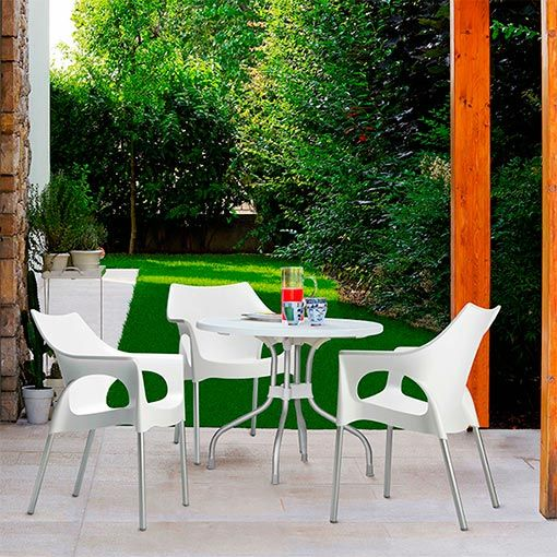 find this pin and more on sillas para jardn terraza by centrosilla silln ola y mesa plegable ribalto