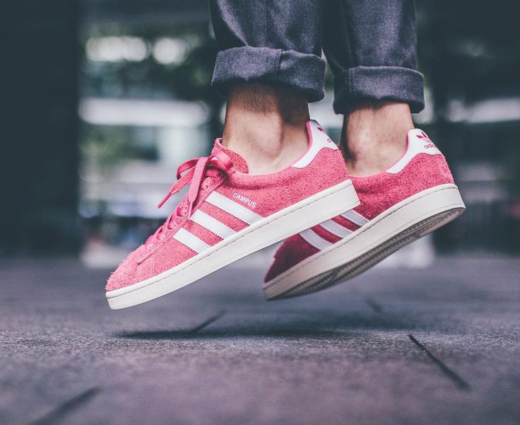"adidas Campus ""Semi Solar Pink"" (BZ0069) buy at www.streetsupply.pl"