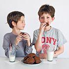 Chocoladekoekjes met dubbele chocolade - recept - okoko recepten