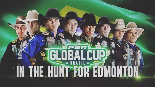 This isn't your ordinary PBR major.  At the end of the Music City Knockout Presented by Cooper Tire, five Brazilians will automatically qualify for Team Brazil to compete in this November's PBR Global Cup in Edmonton. Learn more >> PBR.com/en/global-cup