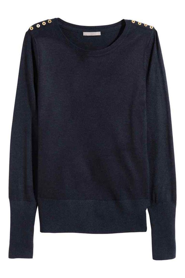 Cienki sweter | H&M