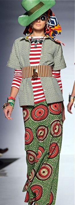 Stella Jean - mixed colors and prints