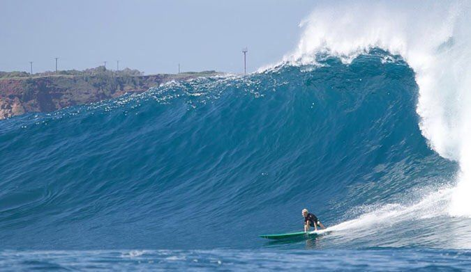 """""""Surfing doesnt have an NFL combine with players running 40 yard dashes or performing a 225 pound bench press to qualify for the CT. If we wanted to use gender as an example for why women arent playing in the NFL I would say that is a reasonable argument but for surfing it doesnt add up. Adriano de Souza won the world tour and stands at an imposing 56 and 136 pounds. That would put him in fights against Holly Holm and Ronda Rousey in the bantamweight division of the UFC... Rather than run a…"""
