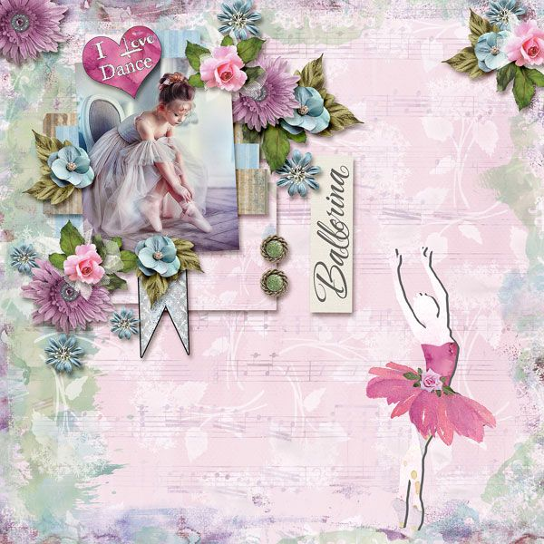 """En Pointe"" - Collection by Alexis Studio Design   http://www.thedigichick.com/shop/En-Pointe-Collection.html  save 67%  dt-limespritzer2-temp1 by Dagi Temp-tation  http://store.gingerscraps.net/Lime-Spritzer.html  photo Natalia Zakonova use with permission"