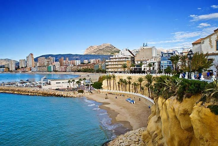 Discount UK Holidays 2017 4nt Half-Board or All-Inclusive 4* Benidorm Break & Flights £139pp (from Super Escapes) for a four-night half-board Benidorm stay with flights - save up to 48%