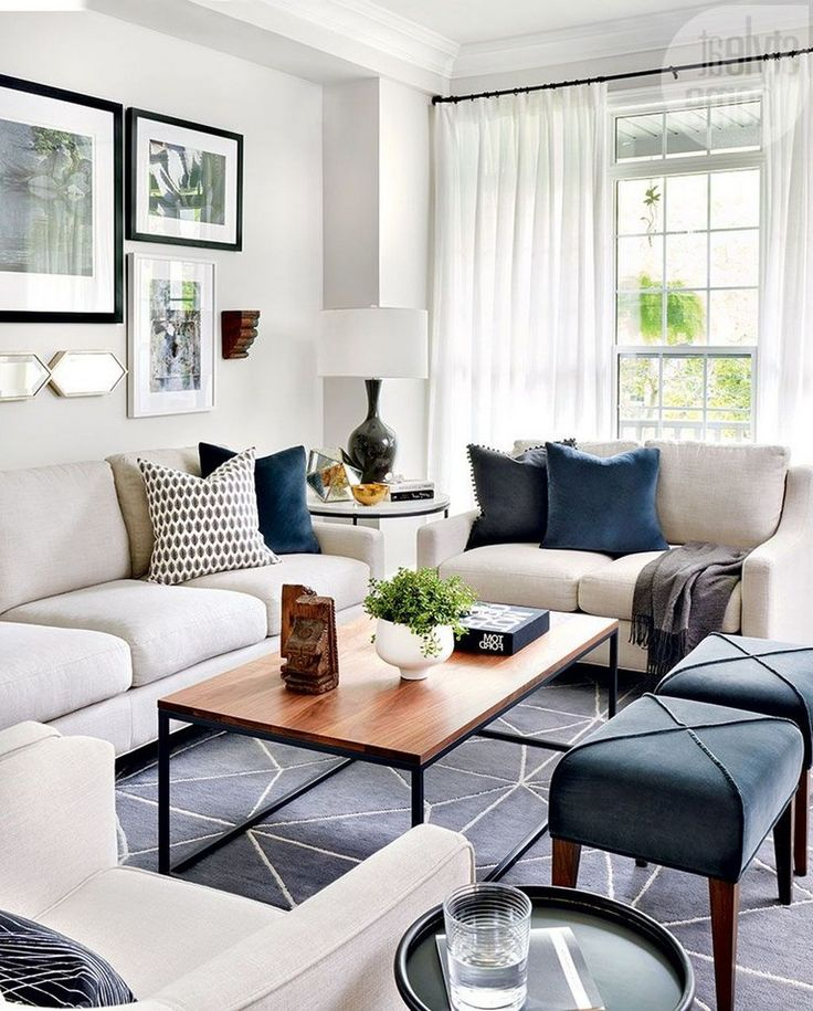 Small Living Room Decorating Ideas: 40+ Snug Small Living Room Decorating Ideas