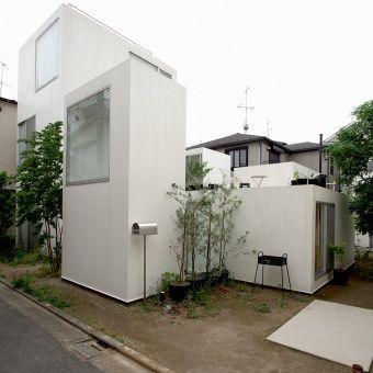 Moriyama House arch Ryue Nishizawa