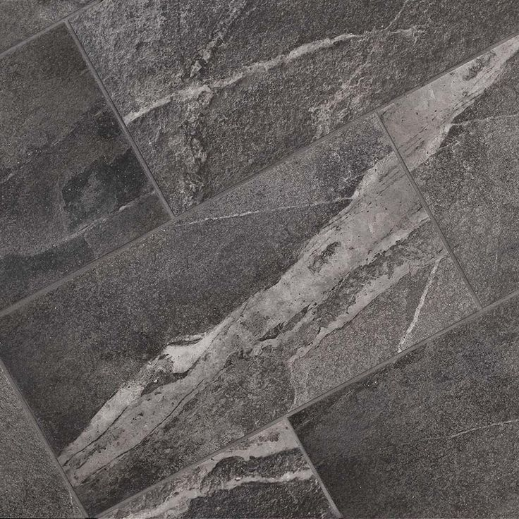 Shop Style Selections Briarmist Grey Porcelain Granite