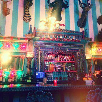 Unicorn - Seattle, WA, United States. the bar