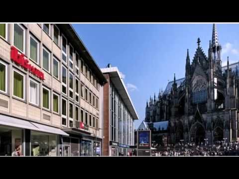 Ibis Hotel Köln Am Dom - Köln - Visit http://germanhotelstv.com/koln-am-dom This hotel stands directly beside Cologne Cathedral and Cologne Central Station. It offers free internet terminals a 24-hour bar and a direct S-Bahn train connection to Cologne/Bonn Airport. -http://youtu.be/LqZvWeMopX0