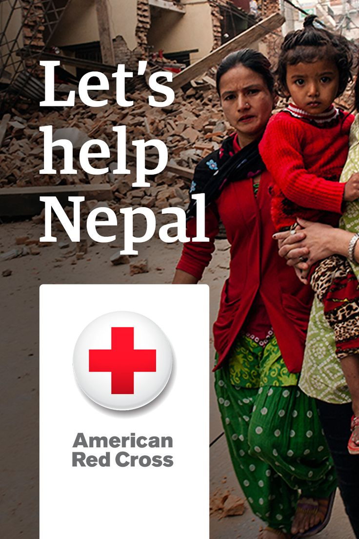 Help people affected by the devastating earthquake in Nepal. Tap to donate to the American Red Cross's relief campaign today.