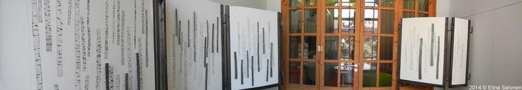 KOIVIKKO, Work in Public Collection inEuropean Forest Institute (EFI), Regional Office, Sant Pau Art Nouveau Site, Sant                    Leopold Pavilion, Barcelona, Spain