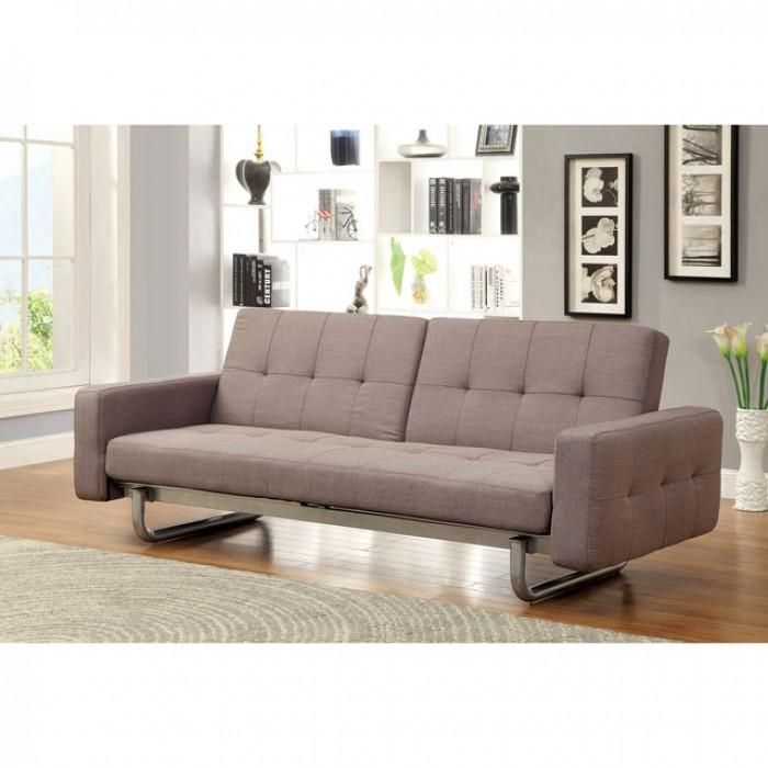 The Furniture of America Bolton Futon gives you more than you could hope for in a piece of furniture. Las Vegas Furniture Online | LasVegasFurnitureOnline | Lasvegasfurnitureonline.com