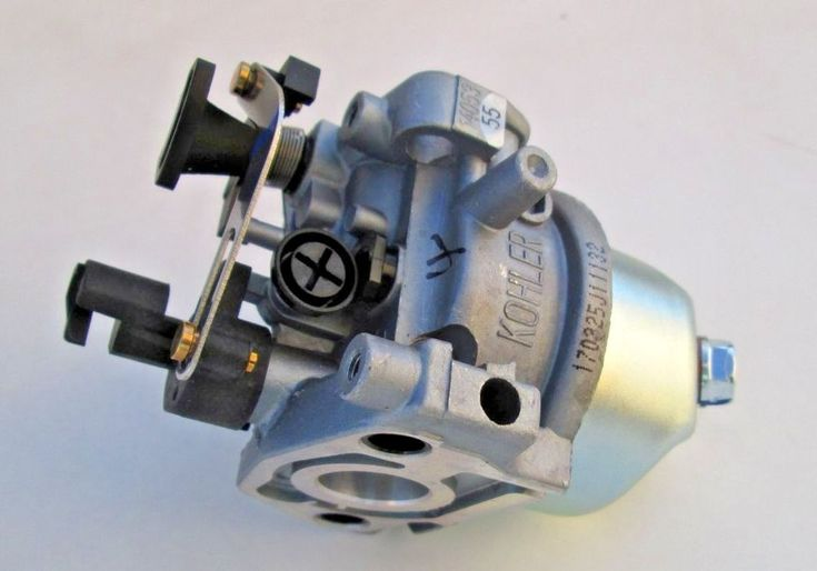 The 10 best small engines images on pinterest engine repair small genuine kohler lawn tractor mower carburetor auto choke 14 853 55 s fandeluxe Gallery