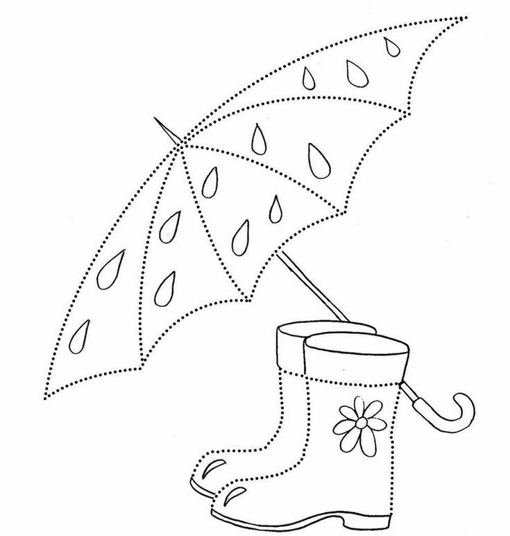 шаблоны для раскрашивания на тему осень кипарис гиацинт