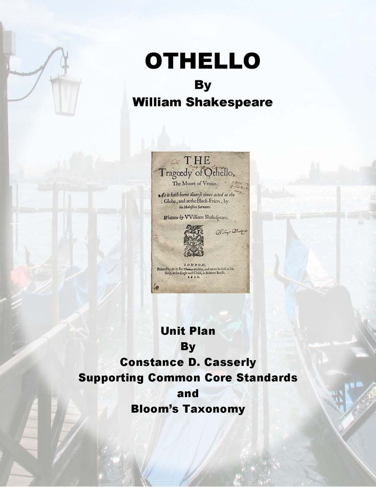 essay othello race Othello essays are academic essays for citation these papers were written primarily by students and provide critical analysis of othello by william shakespeare.