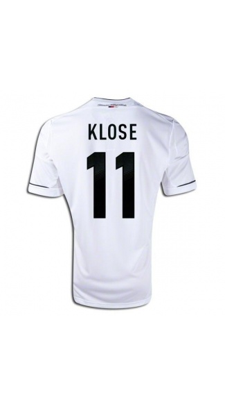 Discount Thailand Quality Euro 2012 Germany Klose 11 Home new soccer kits 2012 ,team soccer kits,team kits,uksoccershop,buy soccer kit 12 13 online from china