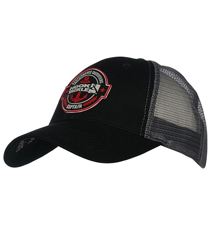 Captain Fishing Trucker Hat