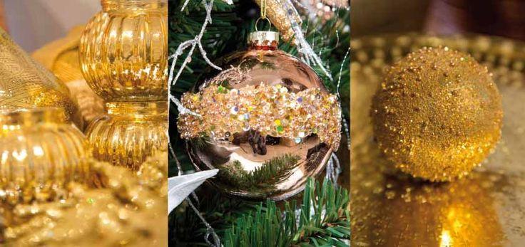 Weihnachtsdeko #goldweihnachtren