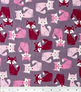 Snuggle Flannel Fabric- Foxes: flannel fabric: fabric: Shop | Joann.com