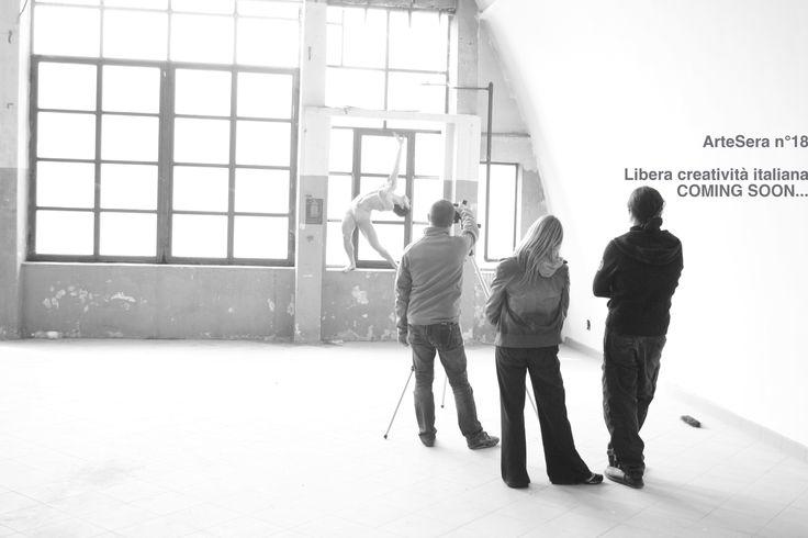 [Birrificio Metzger CCC Torino -  Transition Zone - Performance Liuzzi - Compagnia Egri Danza]