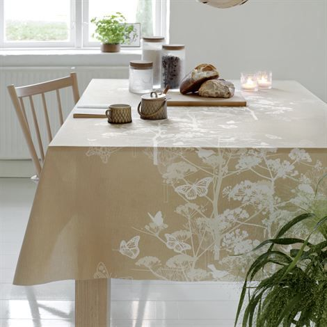 Bread voksduk - multi - Design by Susanne Schjerning