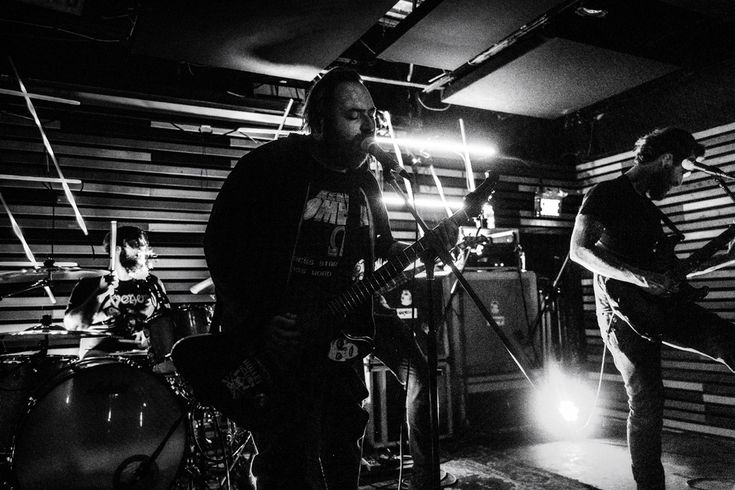 The Atlas Moth and Royal Thunder at Bar Le Ritz PDB in Montreal in February 2018. Photos and review by Steve Gerrard.