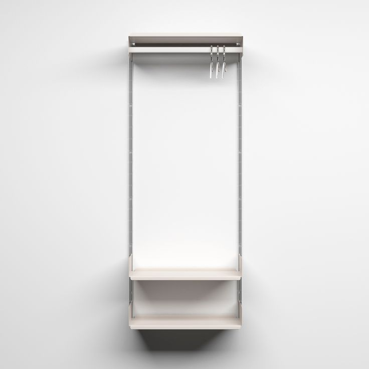 606 Universal Shelving System by Dieter Rams produced by VITSOE - click to enlarge