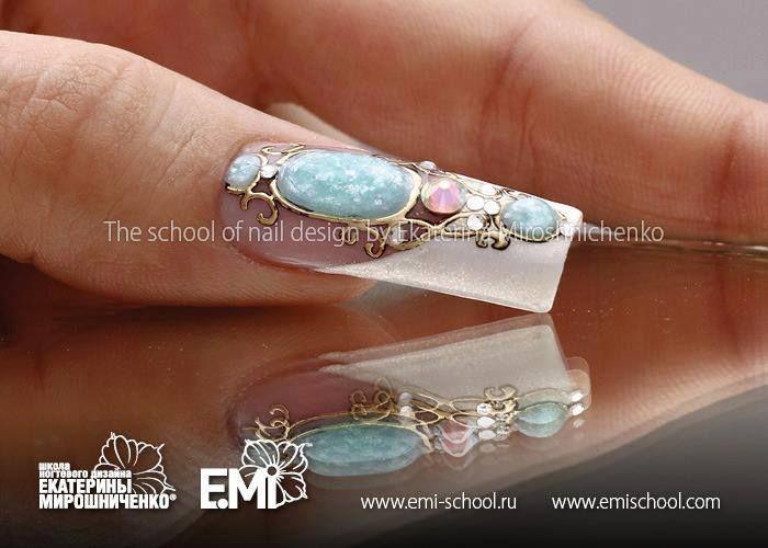 #Nails: Ekaterina Miroshnichenko