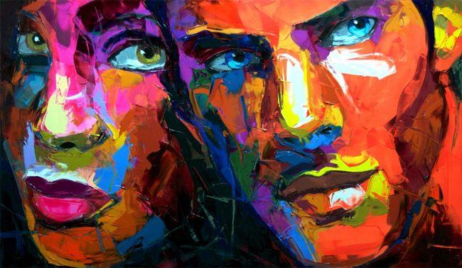 Francoise Nielly Malerei & Kunst: Das steht inzwischen als komplett eigenständige moderne Stilrichtung und nicht umsonst widmen wir der Dame heute einen zweiten Beitrag in unserem Magazin. &nbs...