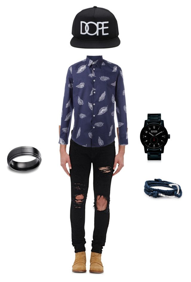 """""""Jimin"""" by skylarsong ❤ liked on Polyvore featuring AMIRI, Paul Smith, MIANSAI, Nixon, Forever 21, men's fashion and menswear"""