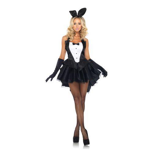 Klassiek Bunny Kostuum #lingerie #lingeriebestellen #kostuum #costume #bunny #sex #sexy #woman