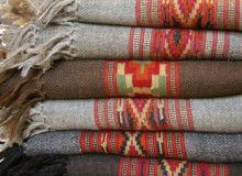 navajo print blankets