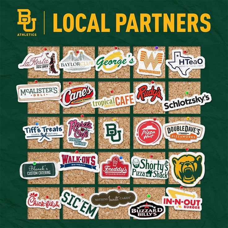 Baylor in 2020 Mcalister's deli, Sales and marketing