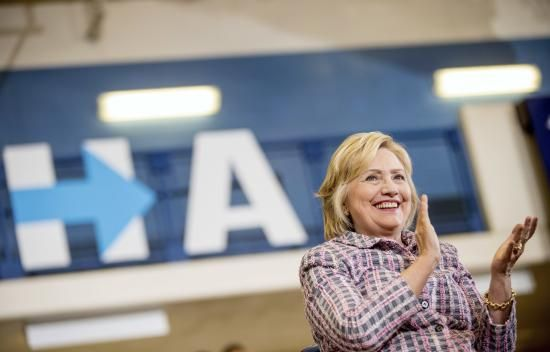 Hillary Clinton Campaign Says She Would Reschedule Marijuana