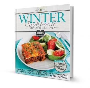 Winter cookbook & weight loss plan | The Healthy Mummy