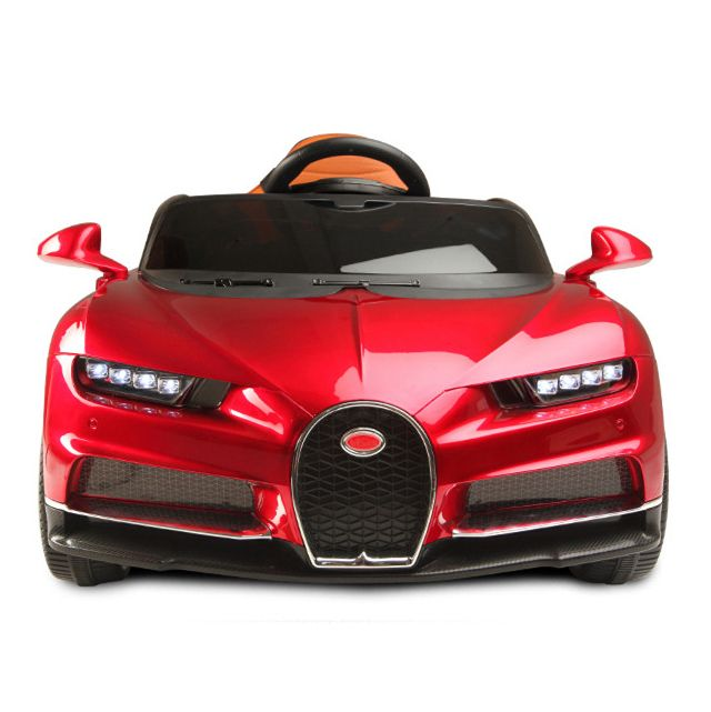 New 12v Exclusive Bugatti Veyron Style Kids Ride On Car With