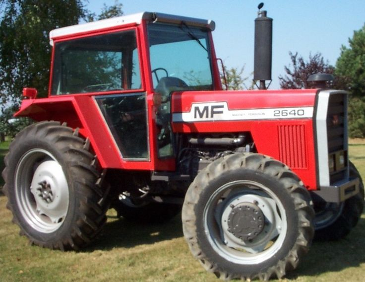 Afbeeldingsresultaat voor massey ferguson 2640 tractor