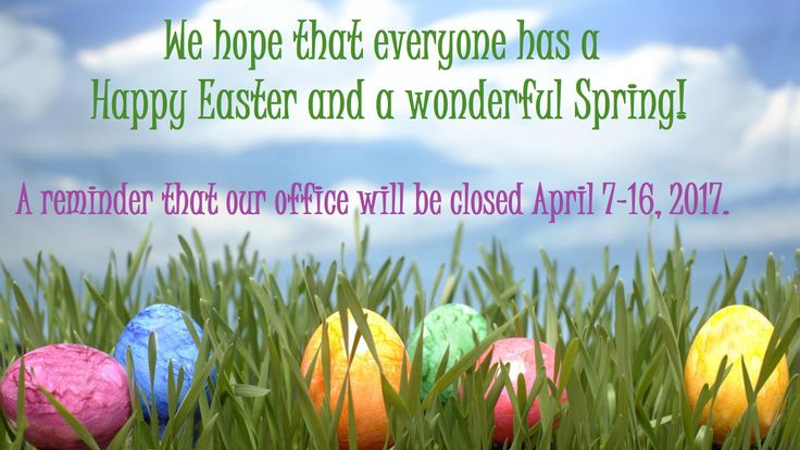 Happy Easter and Wonderful spring from our office! Kraska Center for Cosmetic and General Dentistry Greensboro, NC 27403