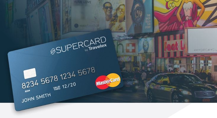 Travelex's Supercard lets Brits spend money abroad without fees  Back in April 2015, foreign exchange company Travelex attempted to change the way Britons spend money abroad  with the launch of the Supercard . Operating as a pre-paid Visa card that didn't need topping up, the prototype allowed a limited number users to connect up to five debit or credit cards and pay for items without incurring a exchange fee from their bank.    Users travelled the world during the pilot, spending ov..