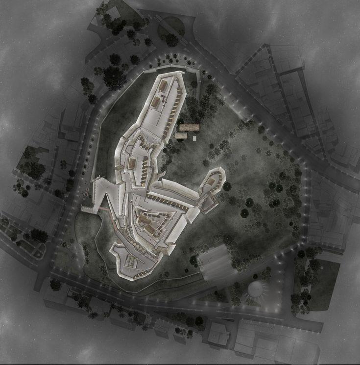 Galería de Este es el diseño de Colectivo720 + De Arquitectura y Paisaje que iluminará castillo en Cartagena - 10