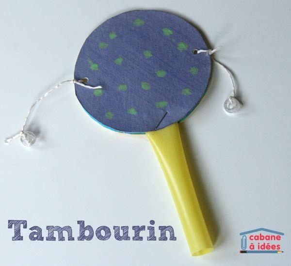 Tambourin facile