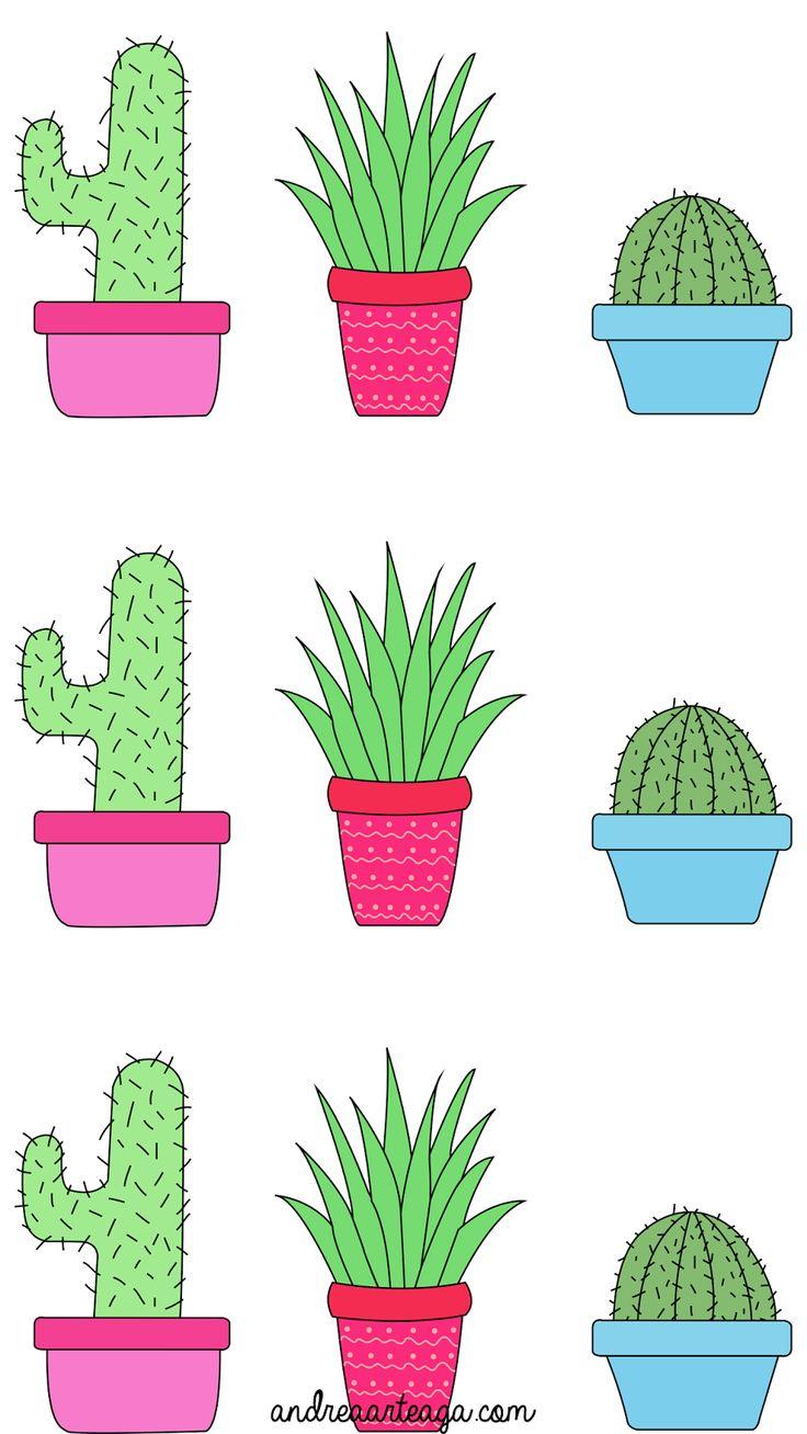 Andrea   ♡♡♡: ¡Jueves de Wallpaper! plants suculentas succulents wallpaper