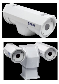 FLIR A f-/A pt-Series  Thermal imaging cameras able to measure temperatures.  Monitor critical equipment and protect your perimeter with the same camera    FLIR A-Series can be installed almost anywhere to monitor your critical equipment and other valuable assets. They will safeguard your plant and measure temperature differences to assess the criticality of the situation. This allows you to see problems before they become costly failures, preventing downtime and enhancing worker safety.