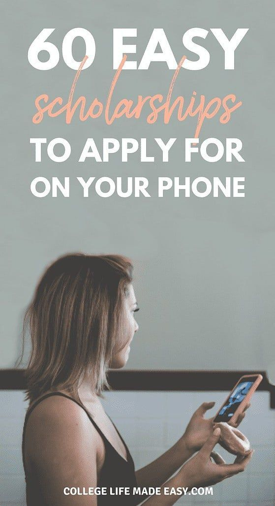 60 no essay scholarships to apply for on your phone in 2019
