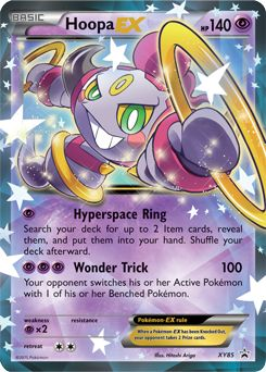 Hoopa Ex Pokemon Cards Pinterest Pok 233 Mon Pokemon Cards And Cards